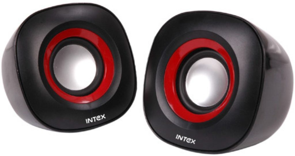Intex IT-355 2.0 Computer Multimedia Speaker