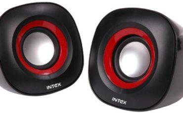 Intex IT-355 2.0 Computer Multimedia Speaker