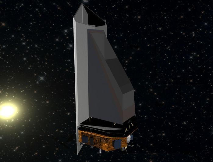 NASA to build a telescope