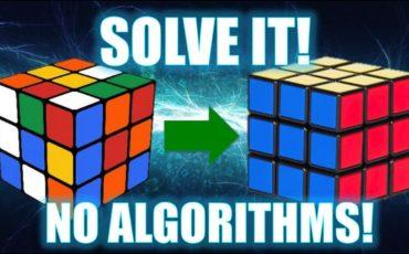 Solve 3×3 Rubik Cube