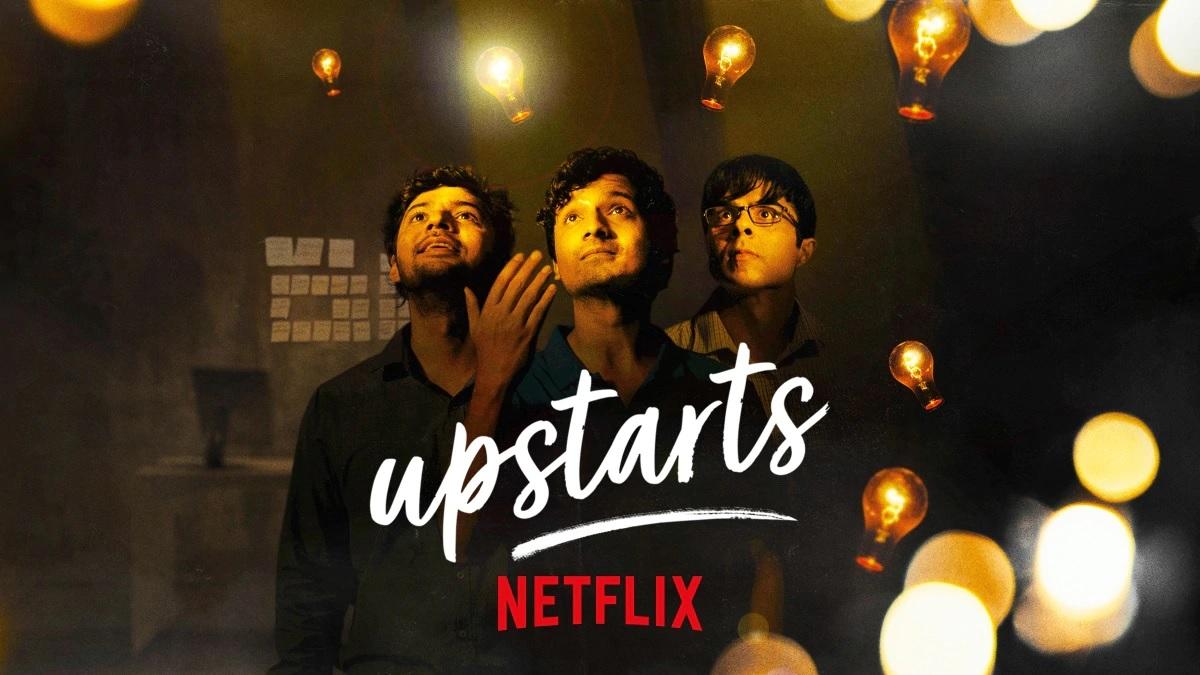 Upstarts Netflix Unveils Release Date