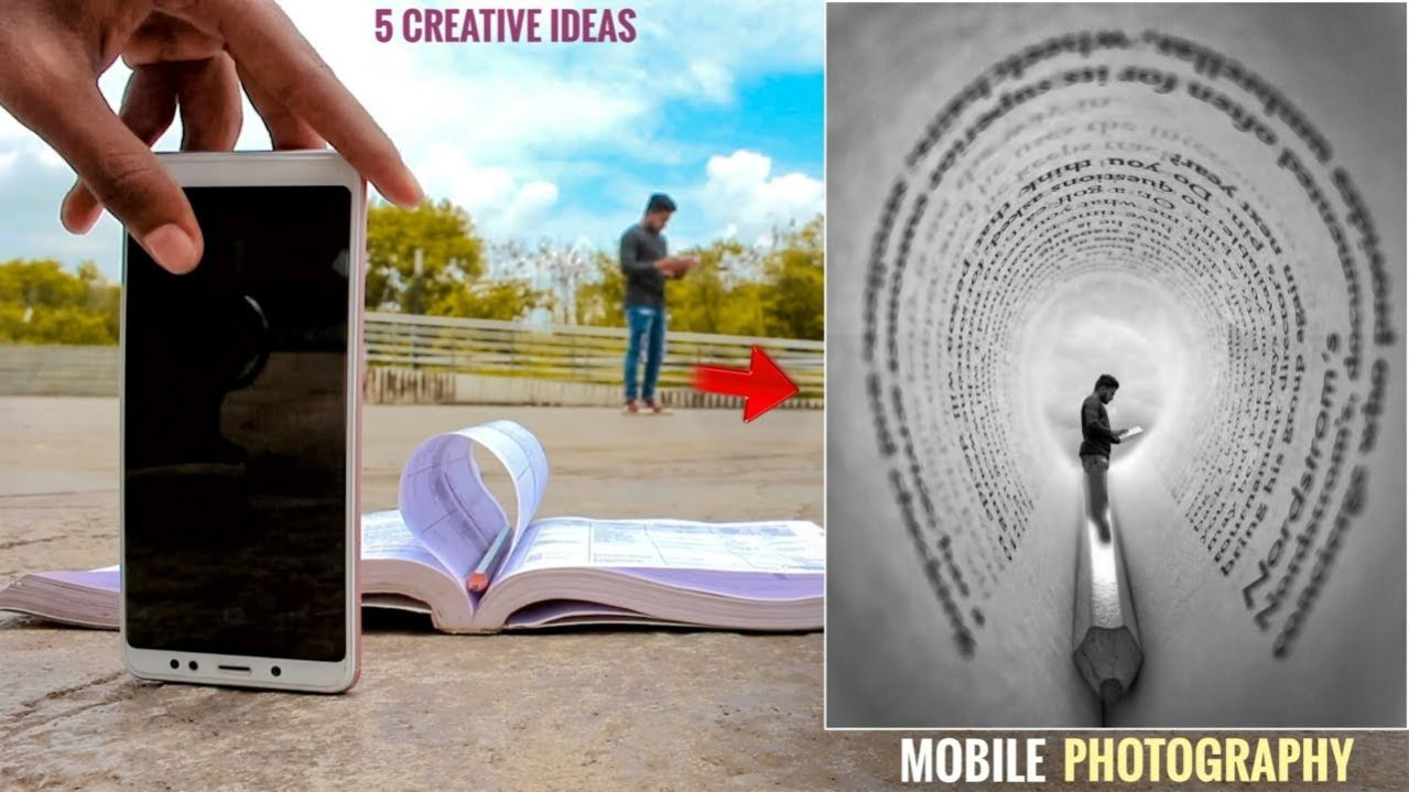 5 EASY MOBILE PHOTOGRAPHY Tips