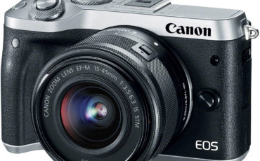 Canon EOS M6 24.2 MP DSLR