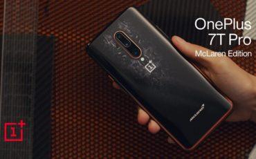 OnePlus 7T Pro McLaren Edition Phone Unboxing