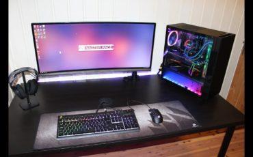 Perfect Desk Setup