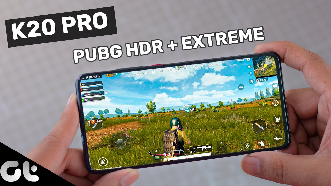 Redmi K20 Pro Gaming Review