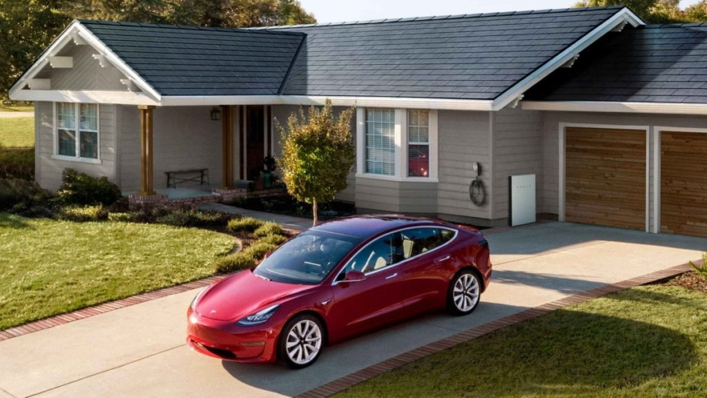 Tesla Solar Glass Roof Launched