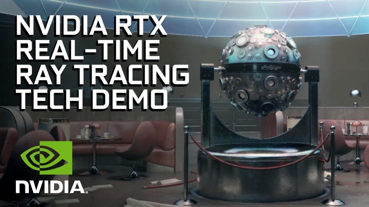 Nvidia Ray Tracing