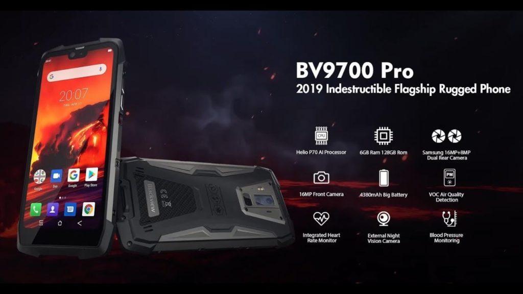 BLACKVIEW BV9700 PRO