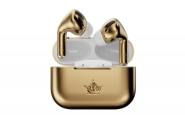 Caviar Airpods Pro Gold Edition