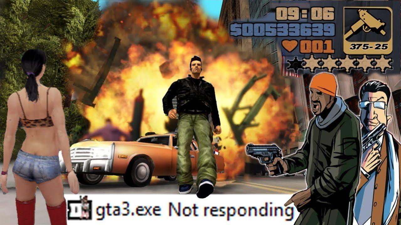 GTA 3 Review