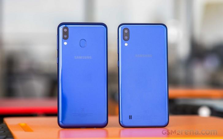 Galaxy M phones