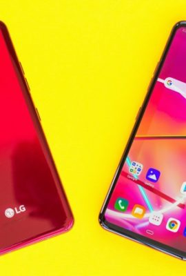LG G8 ThinQ black friday deal