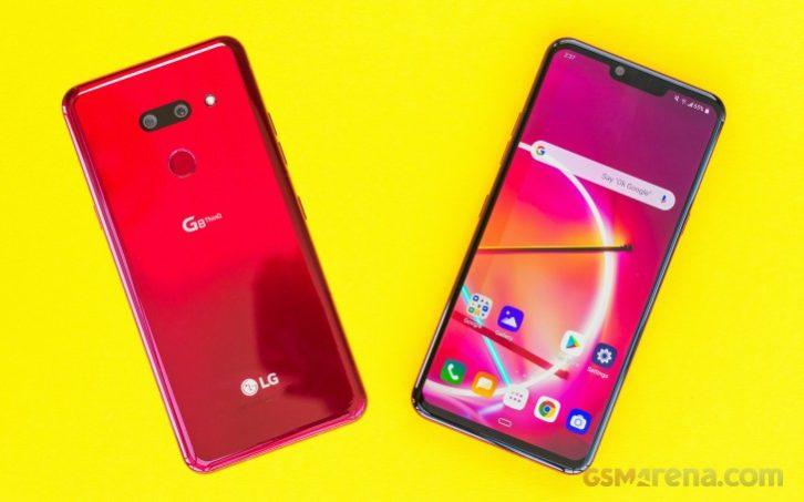 LG G8 ThinQ black friday deal