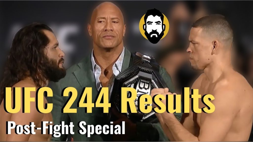 UFC 244 results, UFC 244 highlights