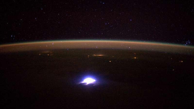 Satellites Track the World's Longest Lightning Bolt