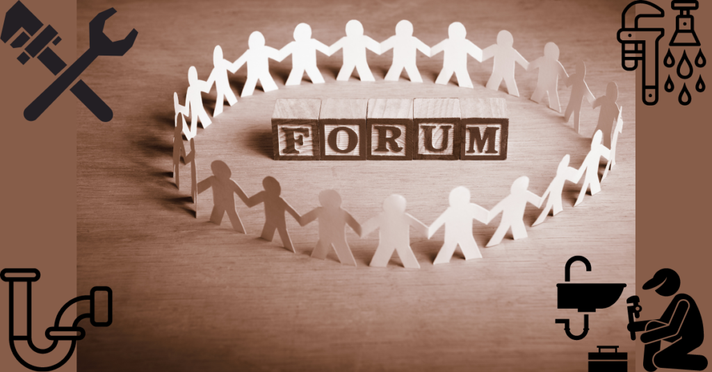 Plumbing Forum List