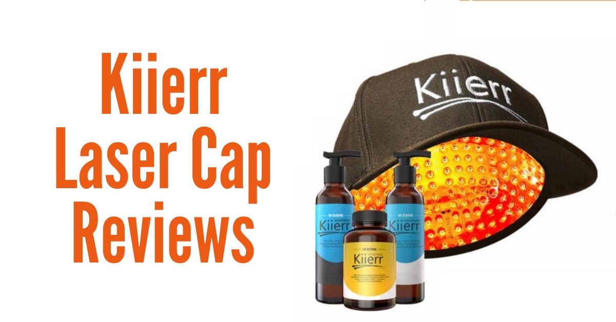 Kiierr Laser Cap Reviews